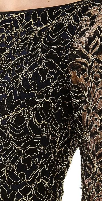 Temperley London Ariel Lace Dress