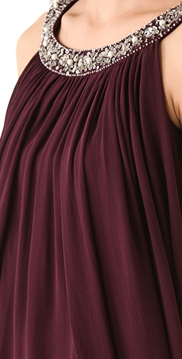 Temperley London Mini Pearl Dress