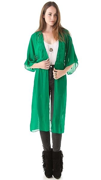 Temperley London Kimono Coat
