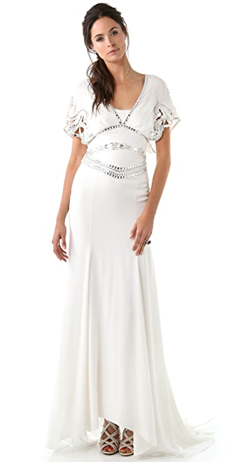Temperley London Long Jean Dress