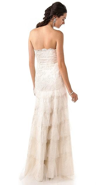 Temperley London Long Dove Bridal Dress