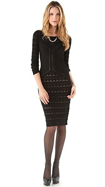 Temperley London Judith Sweater Dress