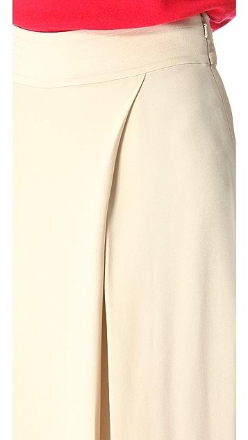Temperley London Marina Wrap Trousers