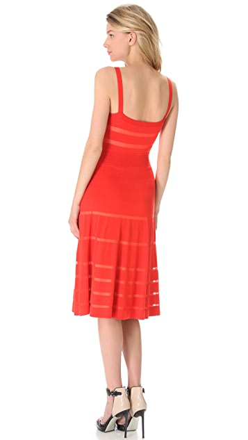 Temperley London Petra Strappy Dress