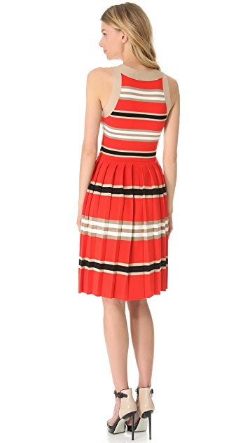 Temperley London Alexis Striped Dress