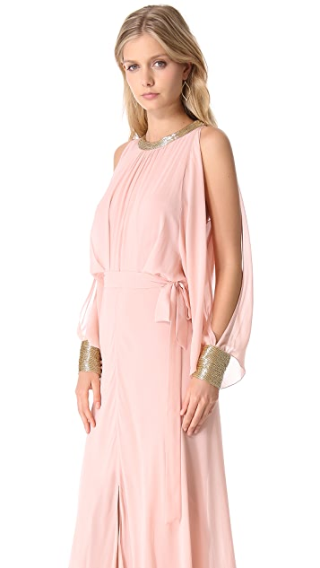 Temperley London Long Aureila Dress