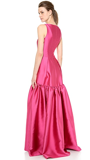 Temperley London Long Rosa Dress
