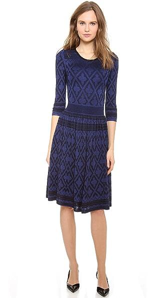 Temperley London Willow Pointelle Dress