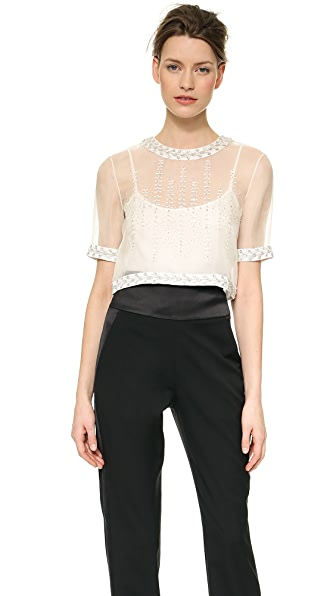 Temperley London Aralia Top
