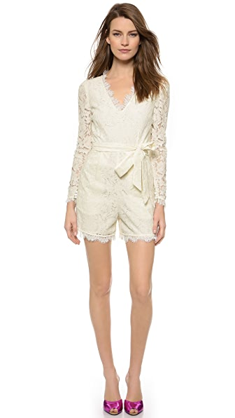 Temperley London Coco Romper