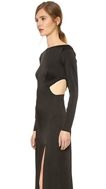 Temperley London Madena Split Dress