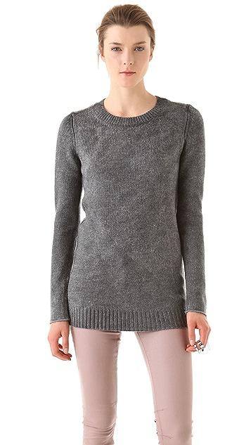 Tess Giberson Foil Sweater