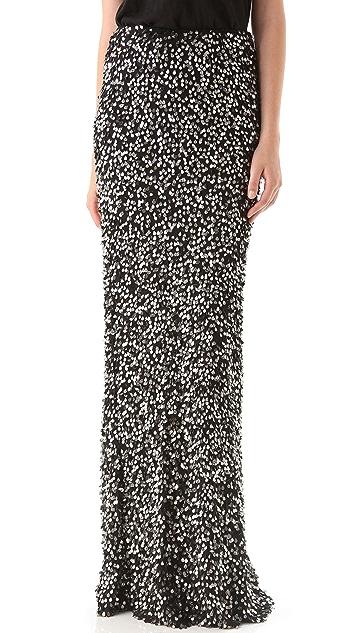Tess Giberson Mirror Maxi Skirt