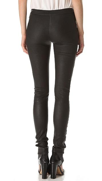 Tess Giberson Leather Leggings