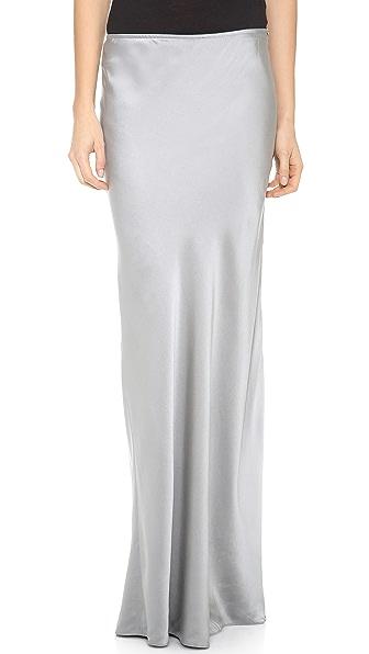 Tess Giberson Long Bias Skirt