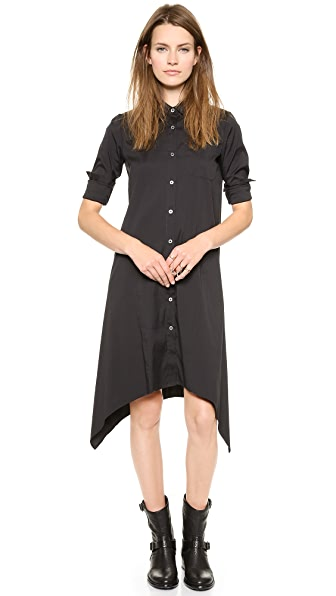 Tess Giberson Split Shirt Dress