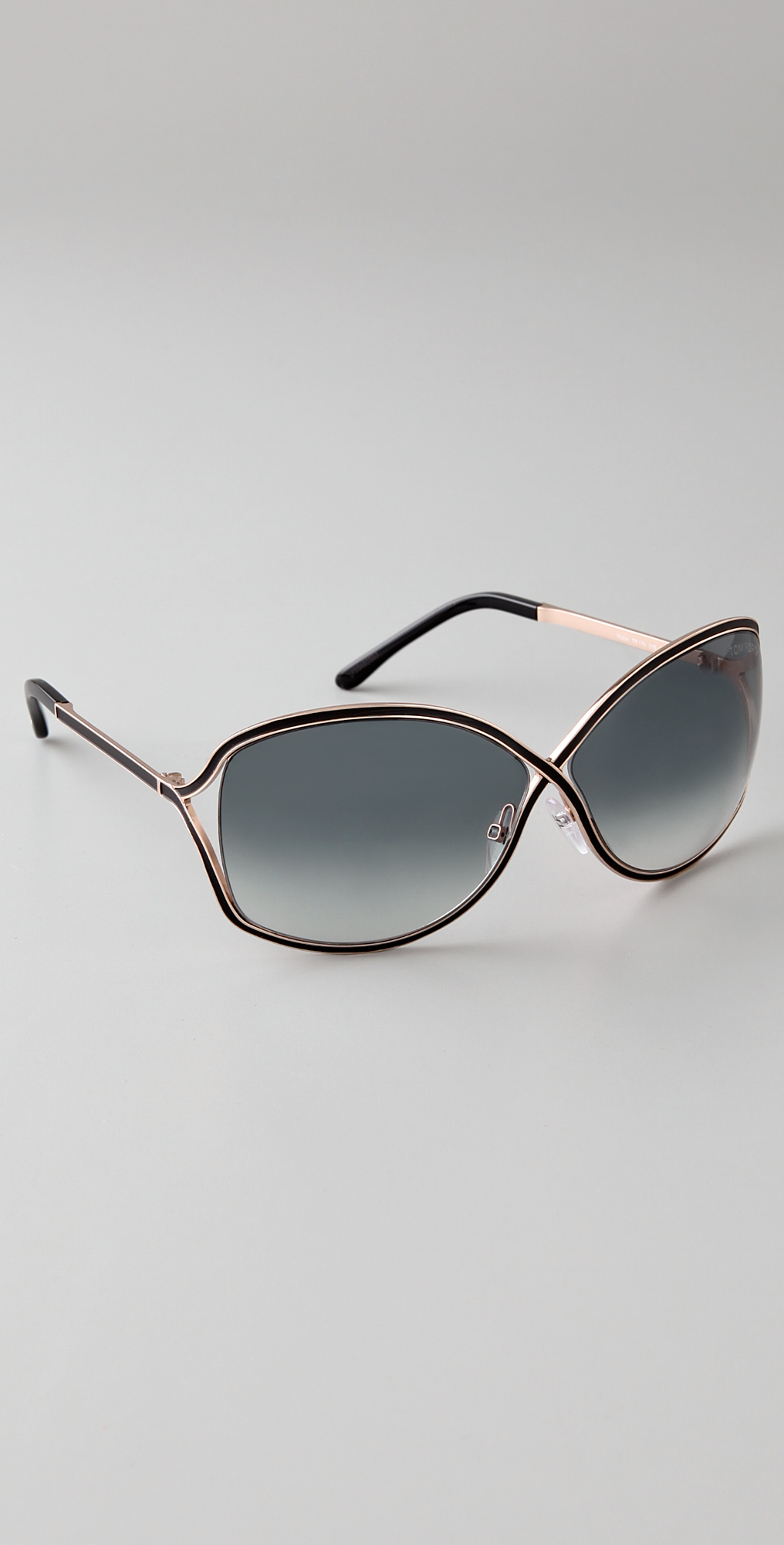 1b89f98bfc Tom Ford Eyewear Rickie Sunglasses