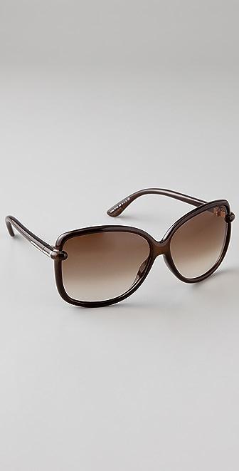 Tom Ford Eyewear Callae Sunglasses