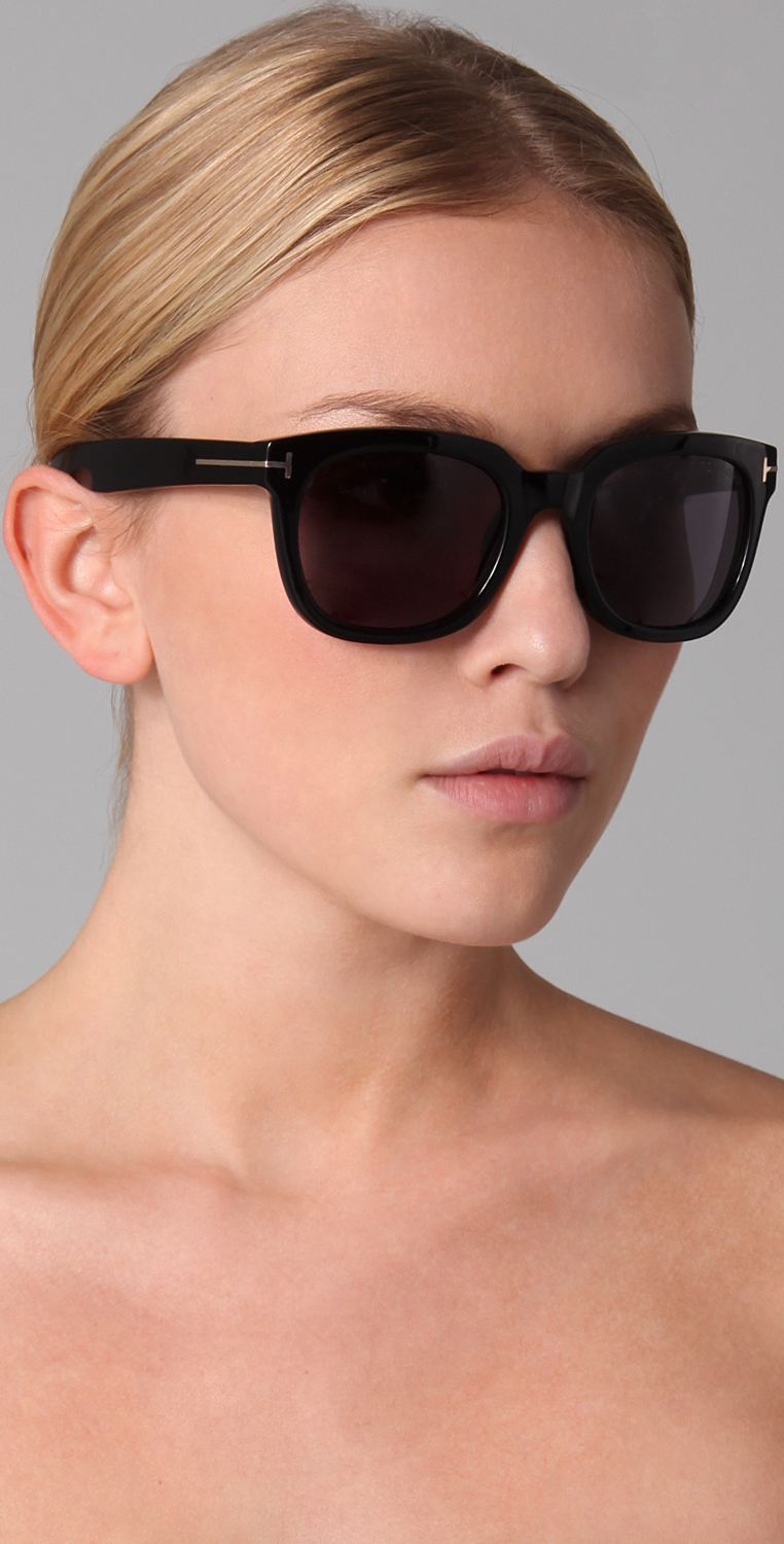 8b4e4a84ee2 Tom Ford Eyewear Campbell Sunglasses