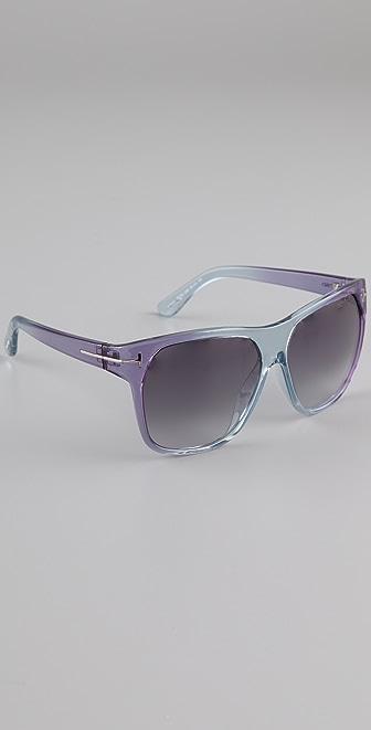 Tom Ford Eyewear Federico Sunglasses