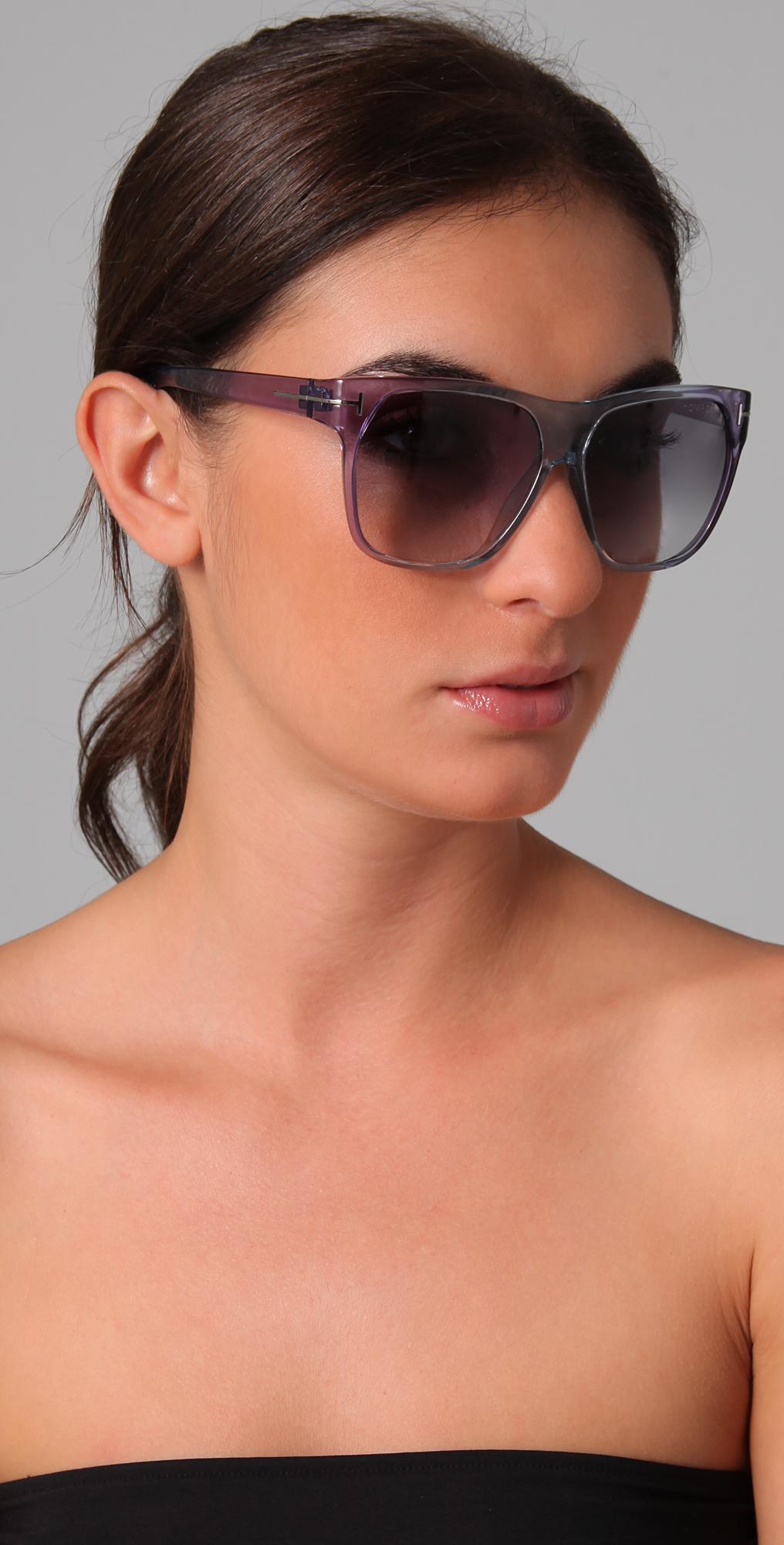 0f683bb60d Tom Ford Eyewear Federico Sunglasses