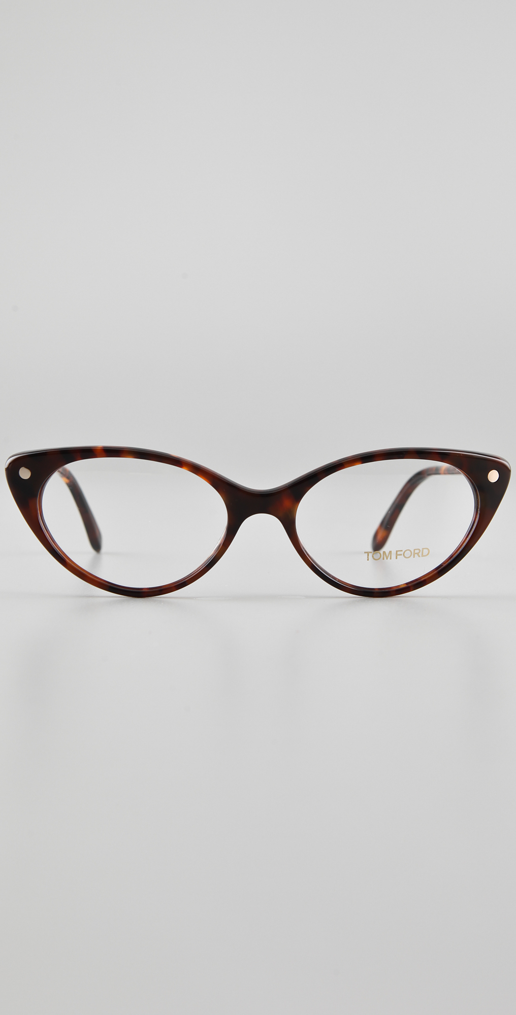 744d069a6d1 Tom Ford Eyewear Cat Eye Glasses