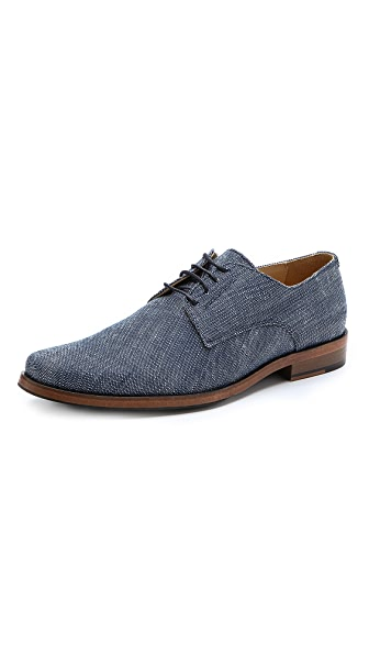 The Generic Man Naval Lace Up Oxfords