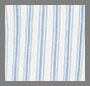 Blue Mattress Stripe