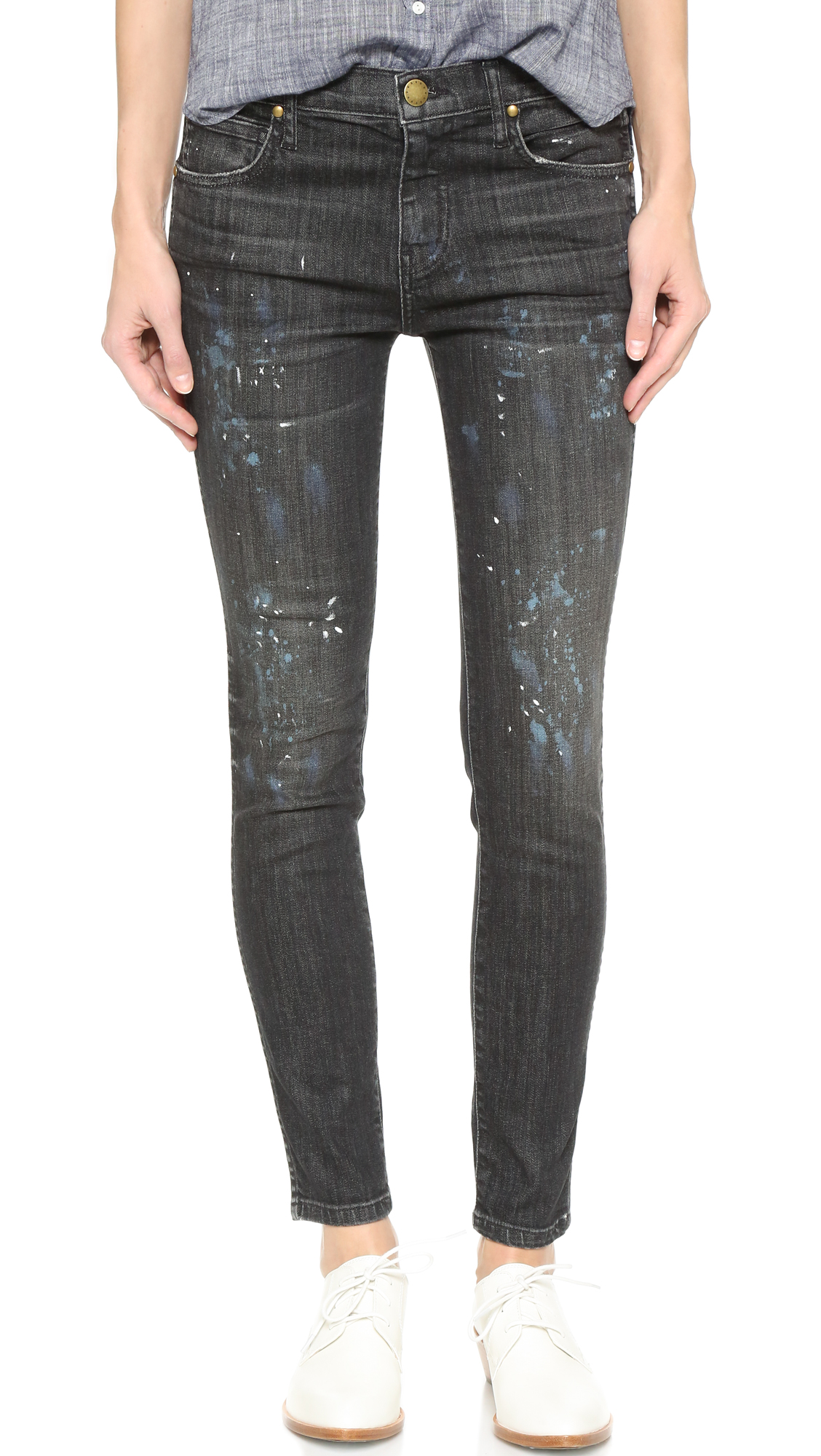 THE GREAT. The Almost Skinny Jeans | SHOPBOP