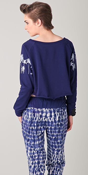 Thakoon Addition Maui Sweatshirt