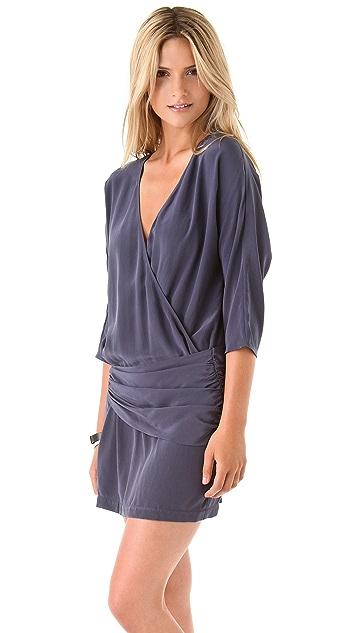 Thakoon Addition Solid Wraparound Hip Dress
