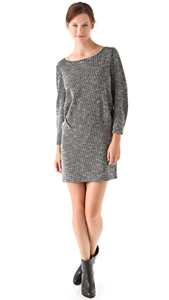 Thakoon Addition Ponti Seamed Dress