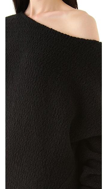 Thakoon Addition Draped Sweater