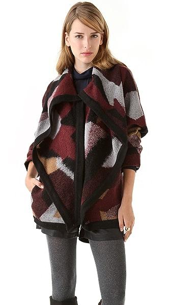 Thakoon Addition Double Layer Jacket
