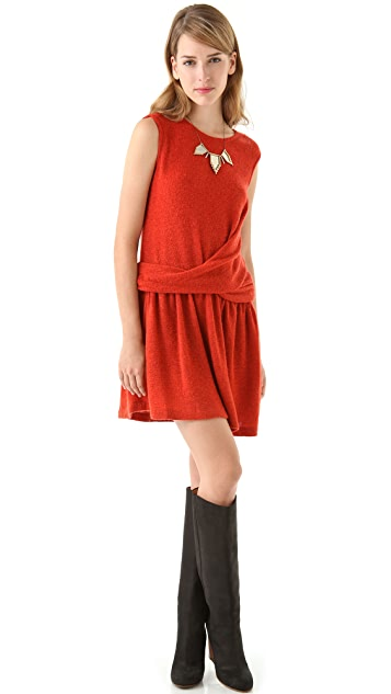 Thakoon Addition Twisted Hip Dress