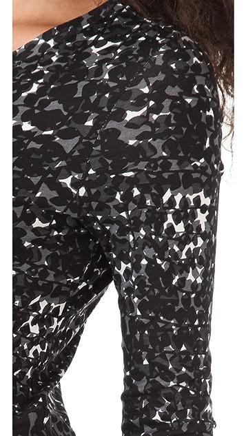 Thakoon Addition Carbon Copy Long Dress