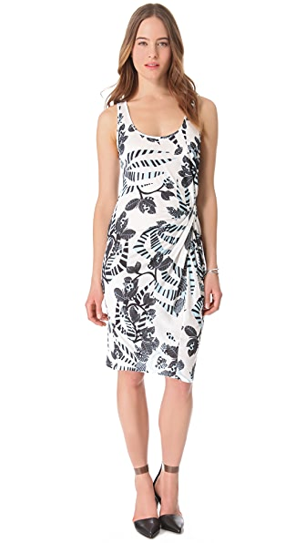 Thakoon Addition Carbon Copy Tank Dress