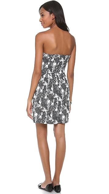 Thakoon Addition Strapless Dress