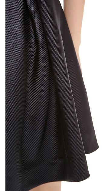 Thakoon Addition Front Gathered Full Skirt