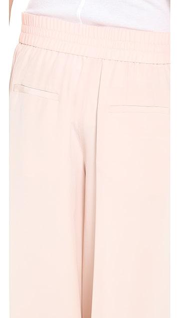 Thakoon Addition Wide Leg Culotte Pants