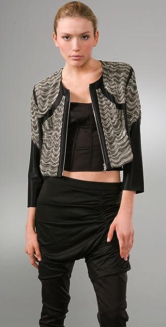 Thakoon Cropped Jacket