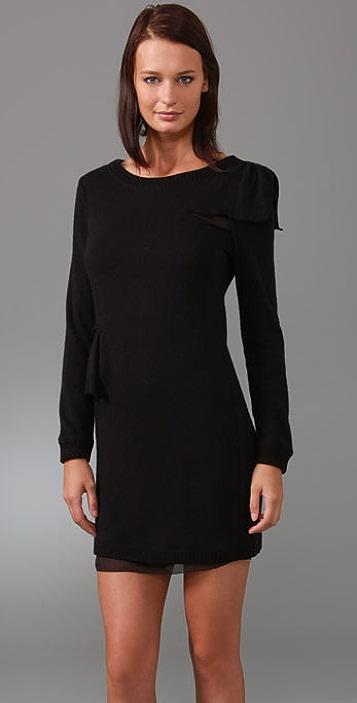 Thakoon Breakaway Sweater Dress