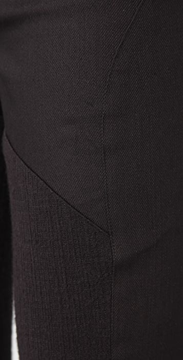 Thakoon Seamed Panel Pants