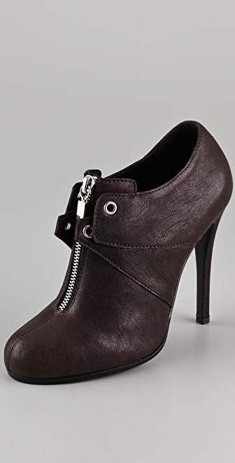 Thakoon Zip Front Booties