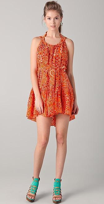 Thakoon Belted Sun Dress