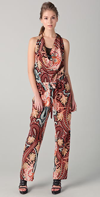 Thakoon Draped Jumpsuit