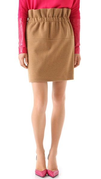 Thakoon Paper Bag Skirt