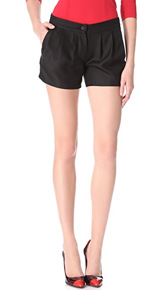 Thakoon Pleated Shorts