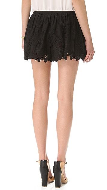 Thakoon Full Lace Shorts