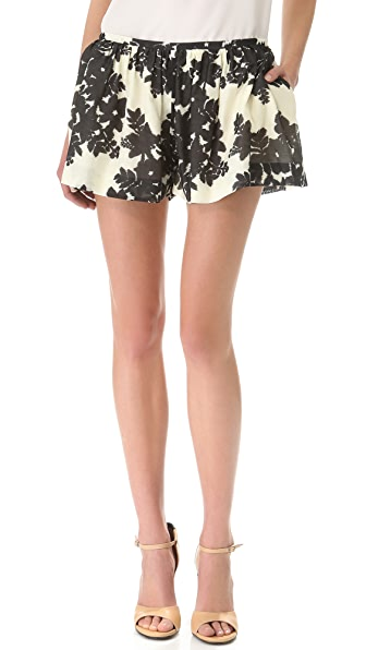 Thakoon Full Shorts